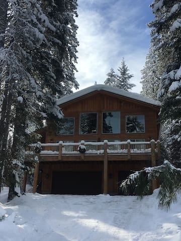 Beautiful and Relaxing McCall Getaway - McCall - Kisház