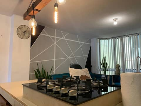 Hermosa Suite-Arte !!! Completa, llena de detalles