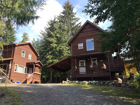 Perfect 1 Bedroom Stay In Historic Thorne Bay