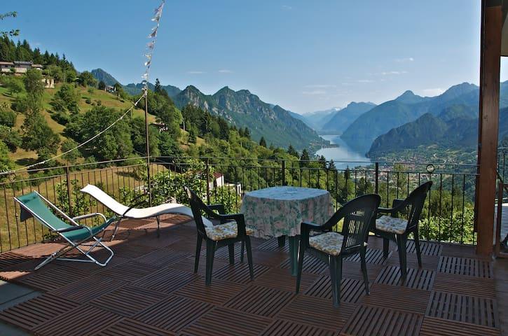 Pervinca B&B l'Ariosa lago d'Idro - Treviso Bresciano
