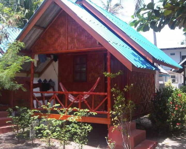 Coco Garden Resort - Fan Bungalow, Double Bed