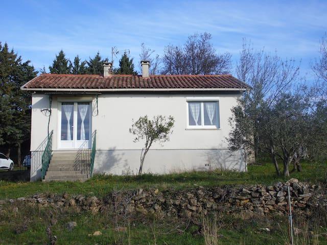 Maison de campagne - Le Bosc - House