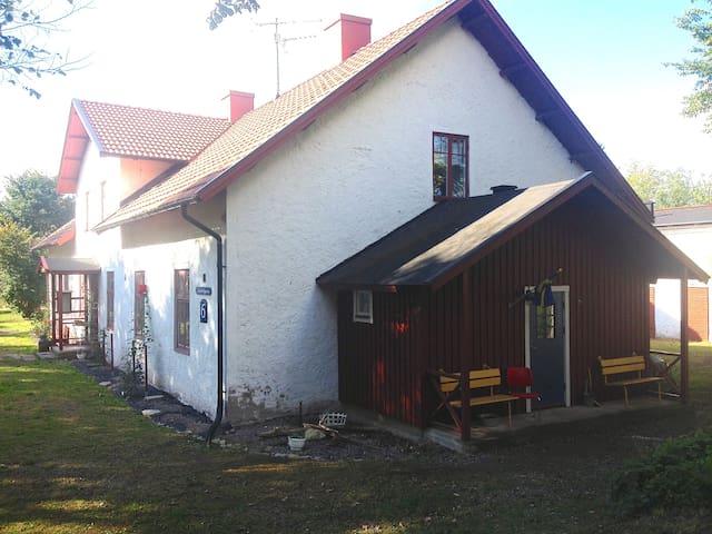 Södra Öland, pärla vid havsstranden, grön lägenhet - Mörbylånga - Apartament