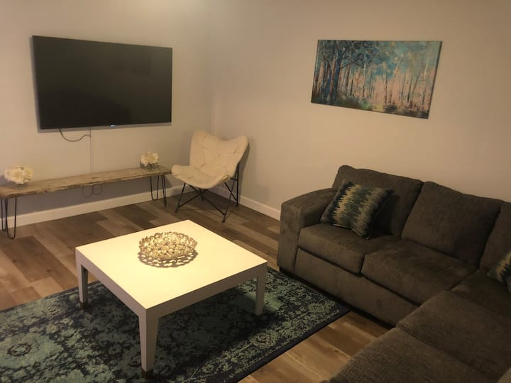 Newly renovated condominium in Central West End