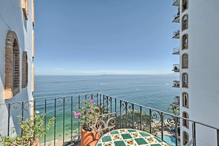 NEW! Puerto Vallarta Condo w/ Stunning Ocean View!