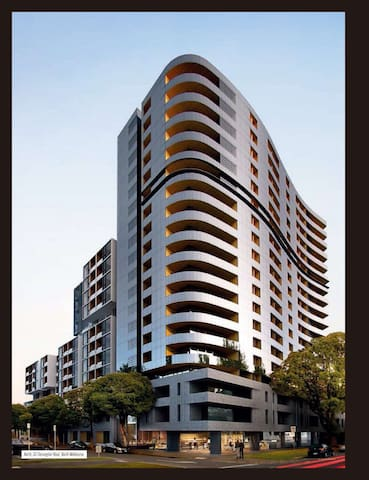 Mel-Uni Village 5 - North Melbourne - Apartamento