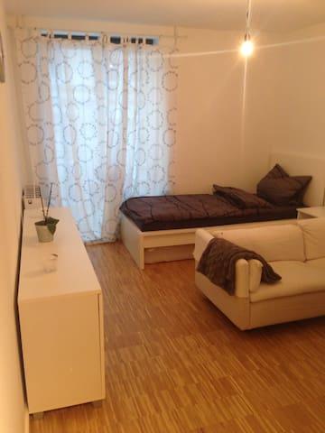 1Z Appartement- modern & zentral - Hamburg - Apartemen