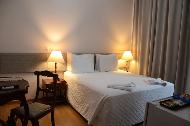 Hotel Lenheiros Apartamento casal