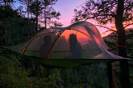Tentsile hammock tent - North Logan