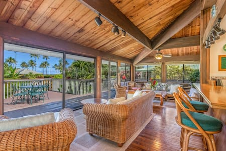 Perfect Hanalei location & great views TVNC#1106
