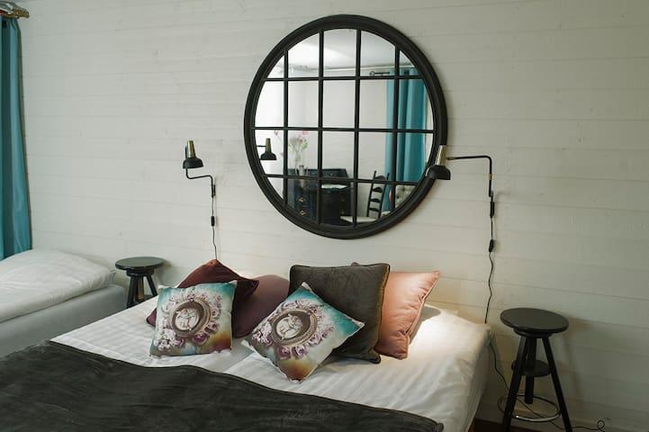 Liten lägenhet på bottenplan - Simrishamn - Appartement