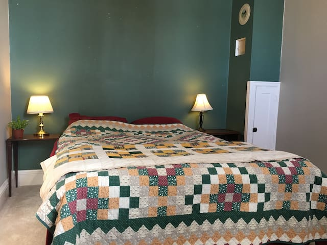 Farmhouse Guest Room - Conestoga - Casa