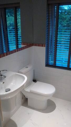 Newly fitted en-suite