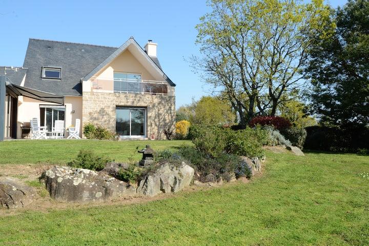 Grande maison au coeur du Golfe du Morbihan