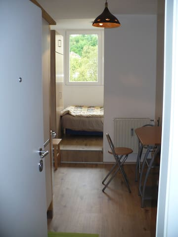 Nice little studio in the heart of Ljubljana!