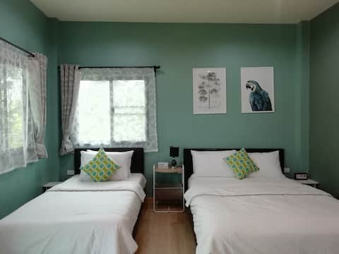 Morinaka Haru Room (ห้องครอบครัว 2เตียง)