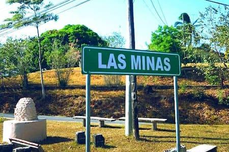 CASA FRIULI ECOLODGE / HOSTAL / LAS MINAS HERRERA - Ocú - Bed & Breakfast