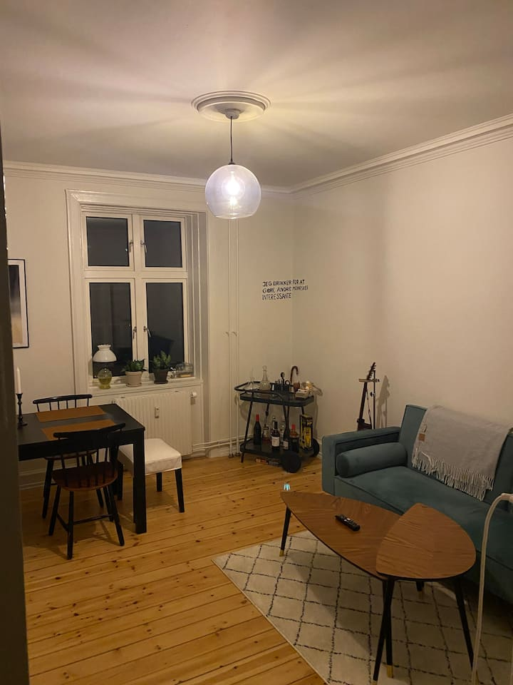 2 bedroom apartment in Sydhavn-close to everything