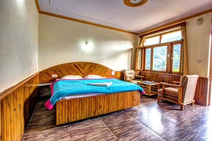 Heaven on earth - Manali - Guesthouse