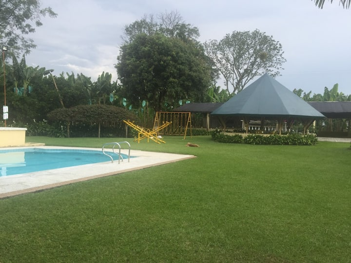 Hacienda Borneo