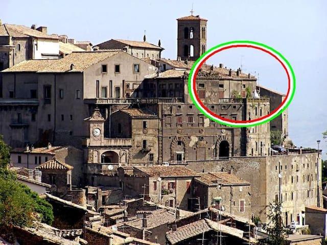 Bomarzo / Orsinischloss / Penthouse - Bomarzo - 城堡