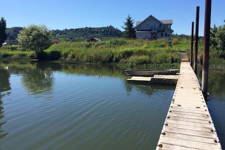 Sportsman Paradise Annex - Columbia River - Clatskanie - 独立屋
