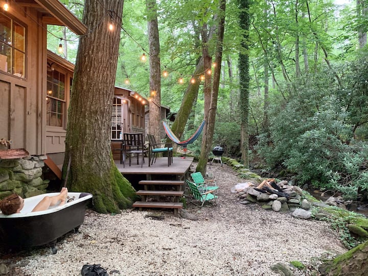 Pisgah Highlands Chestnut Creek Cabin