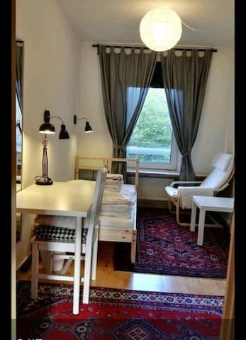Cosy single near university - Aarhus - Apartament