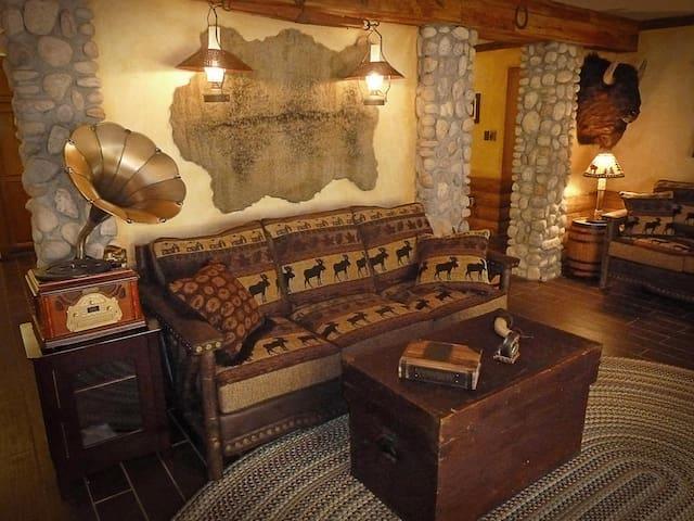 Pioneer Suite Vacation Rental