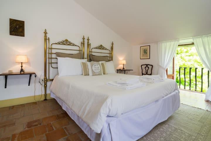 Castello di Serragiumenta Suite 7