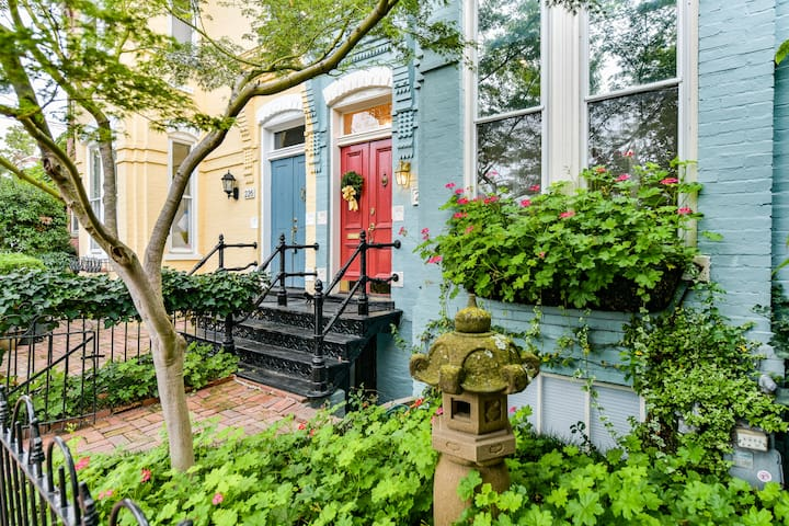 Luxury TH in heart of Historic Old Town Alexandria