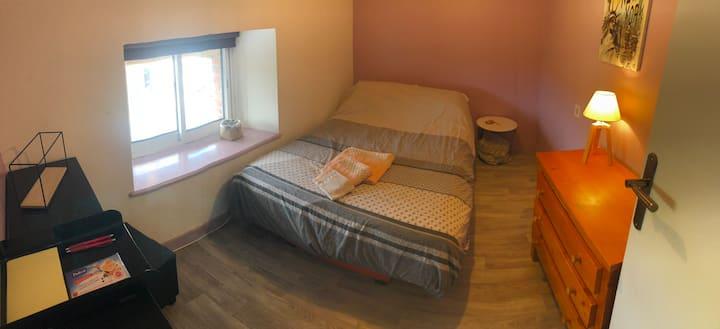 Chambre dans maison campagne