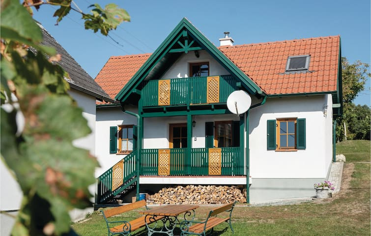Holiday cottage with 2 bedrooms on 54m² in Kohfidisch