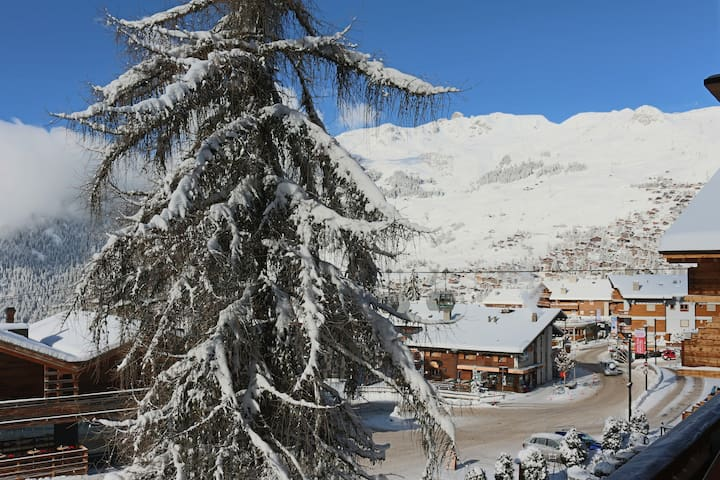Nice Studio in Verbier Ski in/out - Verbier - Appartement