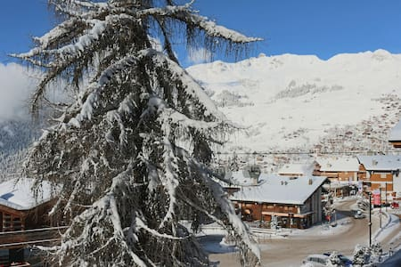 Nice Studio in Verbier Ski in/out - Verbier - Apartmen