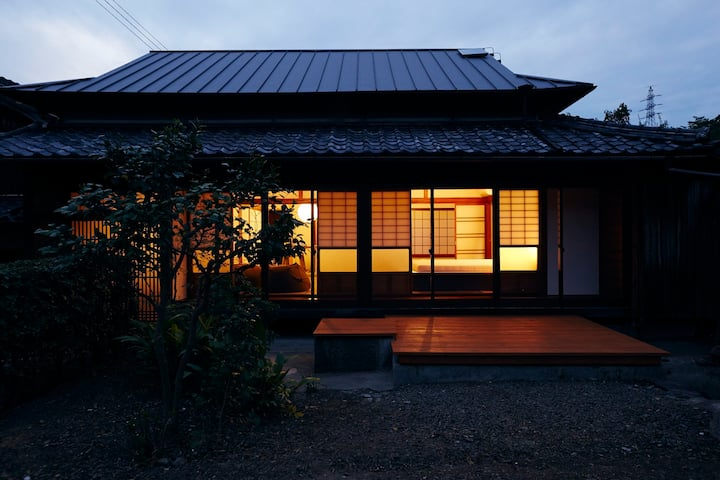 [Teshima] YUI: Traditional Japanese Folk House