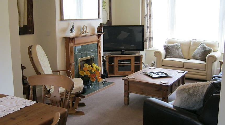 Delightful cottage just minutes from the beach - Sheringham - Hus