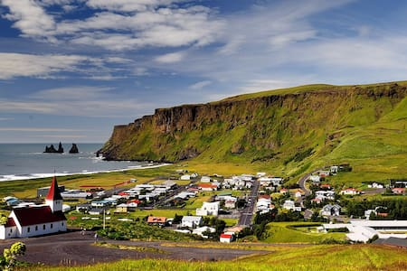 Dream Guesthouse vik South iceland - Vík - Bed & Breakfast