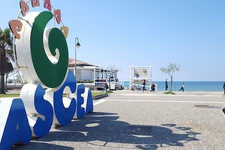 CasaVacanzeAsceaMarina, nel cuore del Cilento - Marina di Ascea - アパート