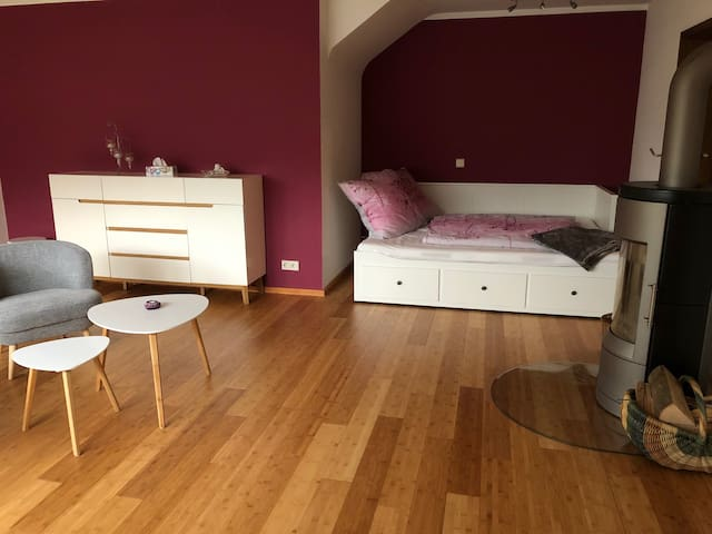 Schöne 1-Zimmer-Whg in Forbach im Nordschwarzwald