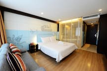 vacio suite standard room