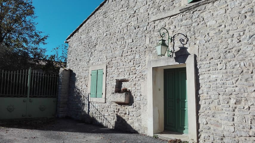 Maison Ancienne - Montaud - Villa