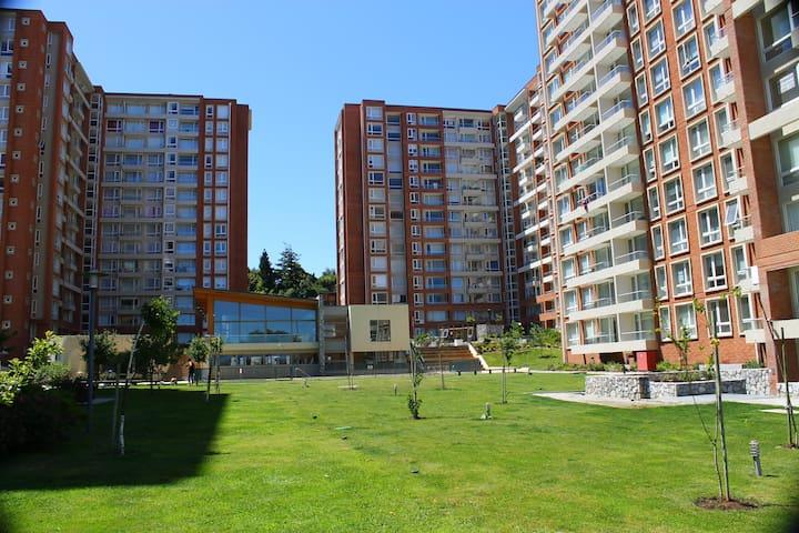 BioBio Suite Apartament - Concepción - Apto. en complejo residencial
