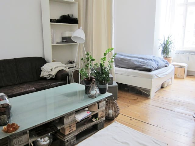 Quiet and central apartment with Berlin charm - Berlin - Daire