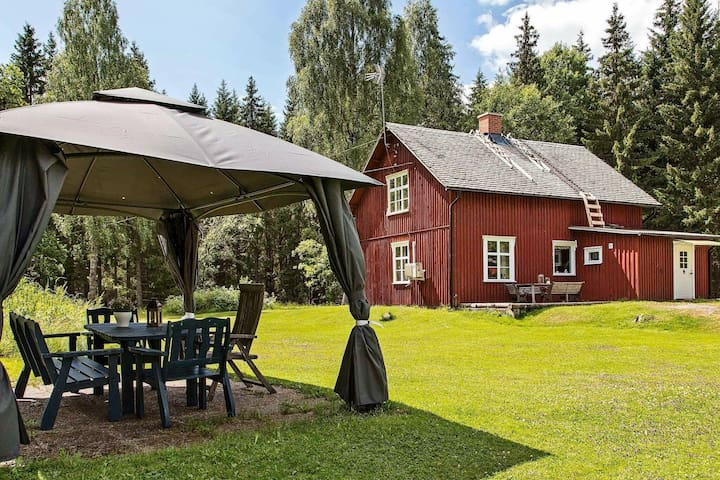 6 person holiday home in ÅRJÄNG
