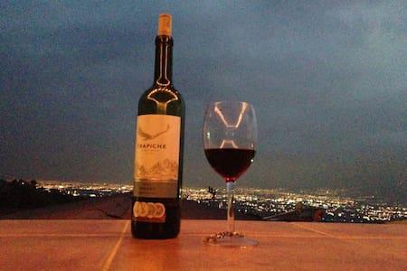 Sunset Mountain Rentals w/360 views - San Isidro Pilas Alajuela