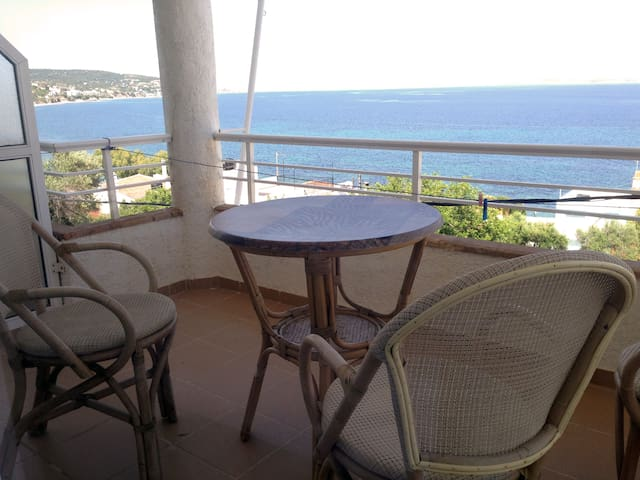Sea View apartment in Chios