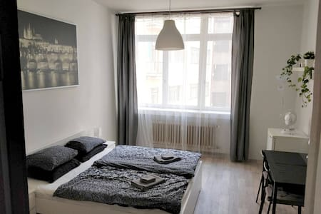 Cozy room - 10 minutes from the center of Prague!