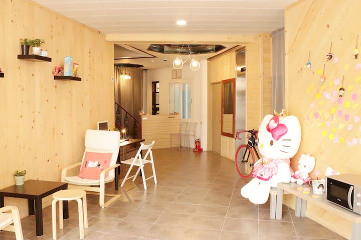 오라스테이/제주시/공항10분/탑동/관덕정/더블객실