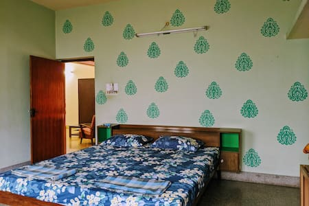 Private AC Room for single travellers